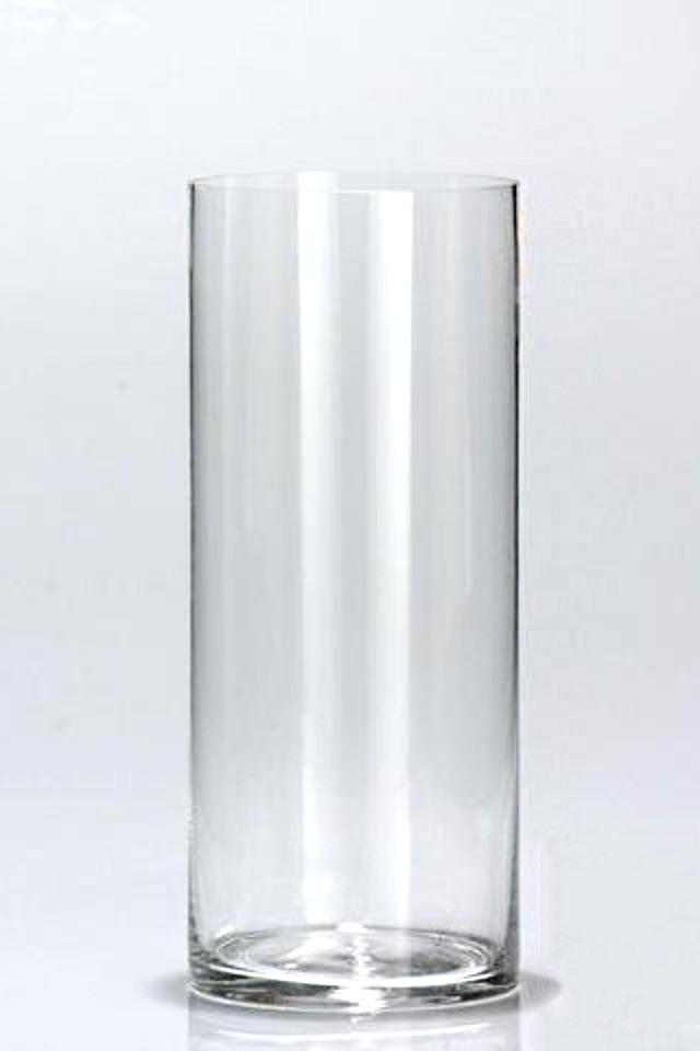 GLASS GLASSES GLAS GLASSWARE GLASSWARES VASE VASES FLOWER FLOWERS FLORAL FLORALS FLORIST FLORISTS CYL CYLS CYLINDER CYLINDERS PLAIN PLAINS 100X270MMH 100X270MMHS SHAPES SHAPE Clear transparent see through