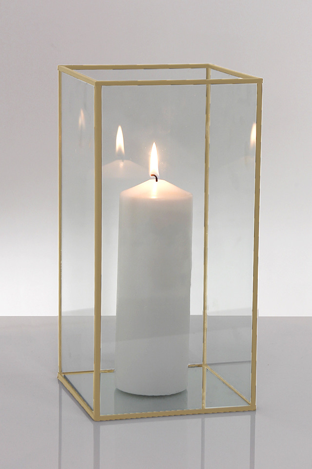 Faerie Dance Feather Palm Votive Candles Available in BULK size