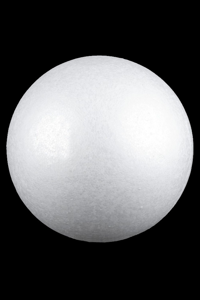 Polystyrene Foam Ball 30cmd Holstens
