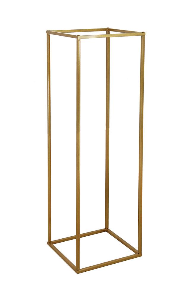 Table Pedestal Frame 31x31x100cmh Holstens
